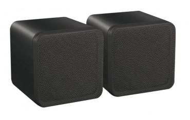 Високоговорители E-audio B406A, 80 W, Мини, Dual Core