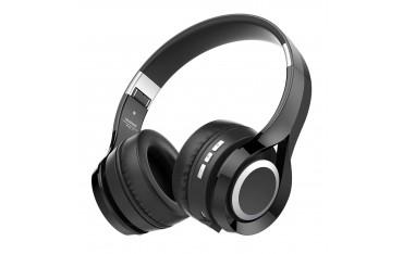 Аудио слушалки Nubwo S1, Bluetooth 4.1, 12 ч батерия, шумоизолиращи, сгъваеми