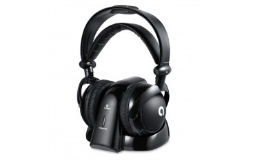 Аудио слушалки AUDIOMX HG-11B, 2,4 GHz, over ear