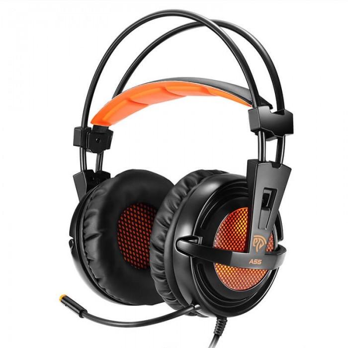 EasySMX A55 геймърска слушалка за PC / PS4