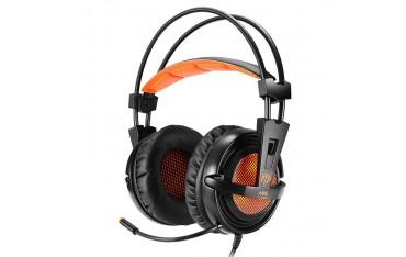 Аудио Слушалки EasySMX A55, Гейминг, Кабелни, Микрофон