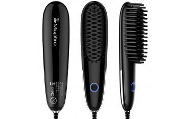 Електрическа четка за коса Miuphro, 35 W, Регулируема температура