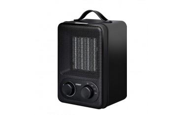 Вентилаторна печка DOUHE DH-QN03, 1800W, Керамична, Черена