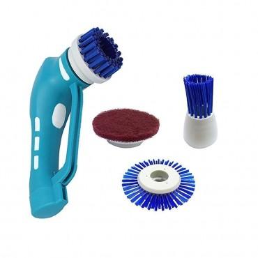 Електрическа четка за почистване FINE DRAGON FD-ESC(C) многофункционална , за баня, кухня