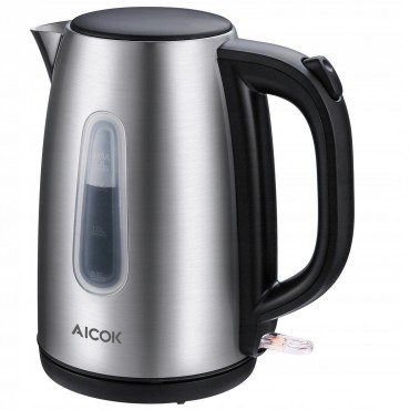 AICOK KEO1402C-GS електрическа кана 1.7л