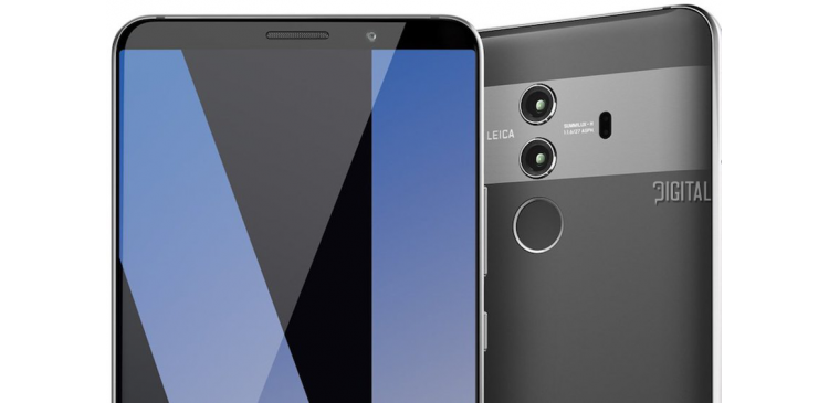 Huawei Mate 10 ще има мощна 4000mAh батерия