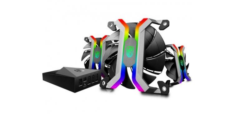 DEEPCOOL MF120 GAMER STORM – не просто вентилатор за кутия